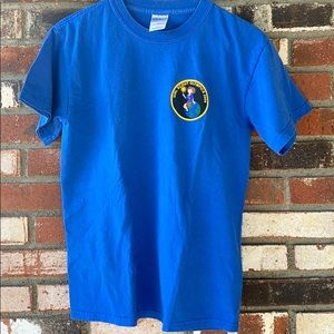 Vintage Blue Girl Scout Olympics 2006 Shirt 👕